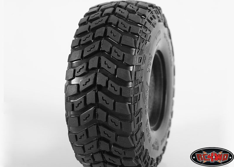 RC4WD ZT0112 Mickey Thompson 2.2 Baja Claw TTC Radial Scale Tires (pair) 