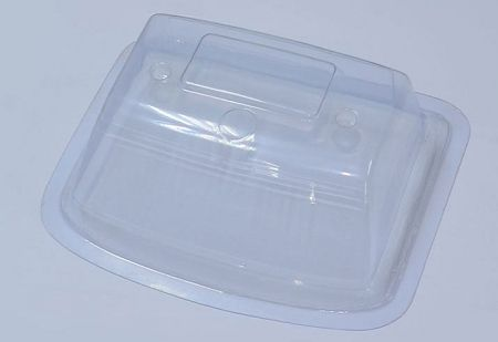 RC4WD ZB0011 Clear Window for Tamiya Clod Buster 