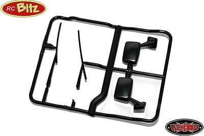 RC4WD ZB0025 Mojave Mirror and Wiper Parts Tree 