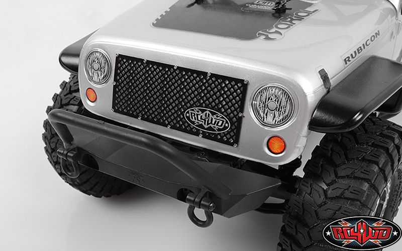 RC4WD ZS1506 RC4WD Billet Grill for Axial Jeep 