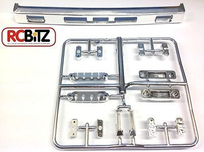 RC4WD ZB0027 Mojave Body Chrome Bumper and Parts Tree 