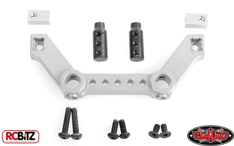 RC4WD ZS1504 Blade Snow Plow Mounting kit for Gelande 2 