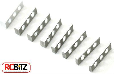 RC4WD ZS0290 Superlift Driveshaft Alignment Degree Shims 