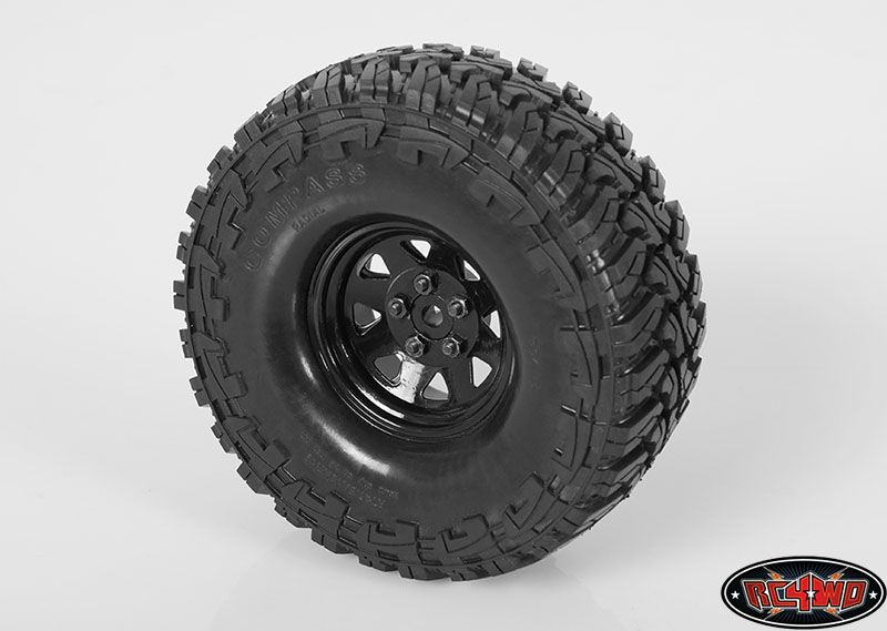 RC4WD ZT0113 Compass 1.9 Scale Tires 