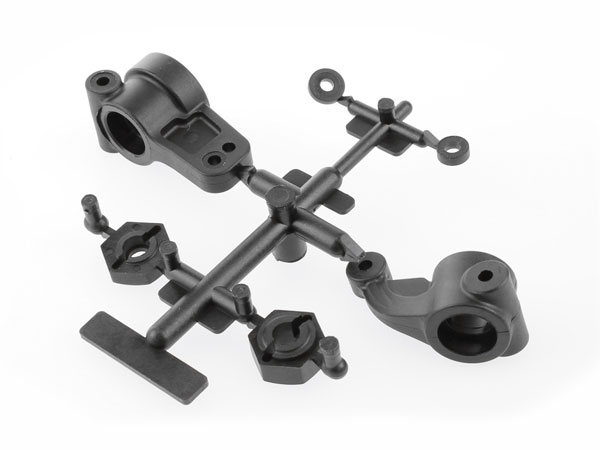 Arrma Steering Blocks/ Rear Hub Carrier Set AR310002