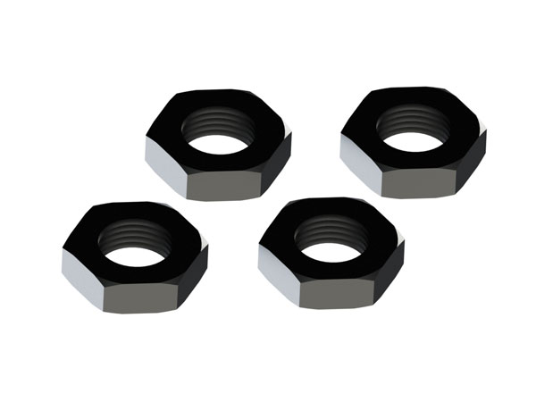 Arrma Aluminium Wheel Nut 17mm (Hex) AR310449