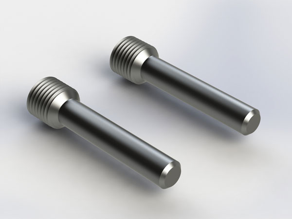 Arrma Nero Steel Diff Out Drive Screw Pin (2) AR310556