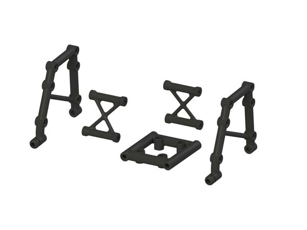 Arrma Composite Centre Roll Cage Set (1) AR320273