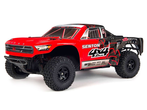 ../_images/products/small/Arrma Body Painted, Decaled and Trimmed Senton Mega 4x4 - Red/ Black