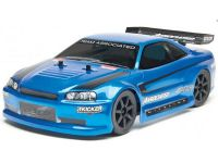 Image Of Associated APEX Mini Touring RTR 1/18th Scale Electric On-Road 4WD Touring Car (Blue)