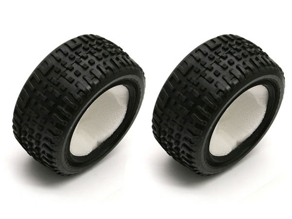 Associated SC18 Tyre with Inserts AS21350