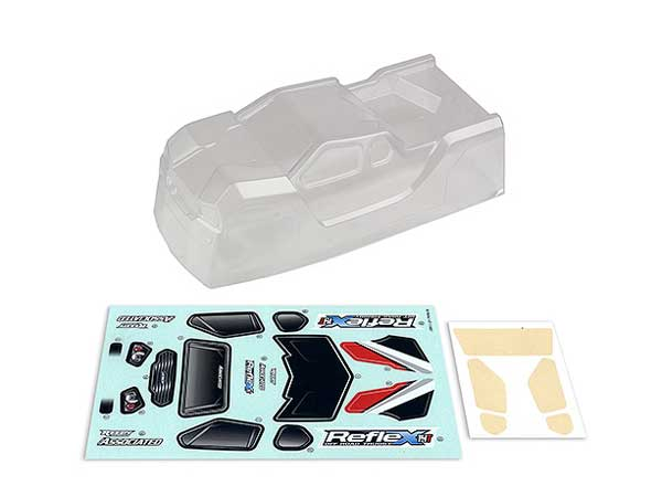 ../_images/products/small/Associated Reflex 14T Clear Body with Decals