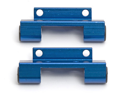 Associated Rival Front & Rear Upper Arm Mounts AS25105