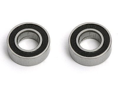 Image Of Associated 6x12x4 Ball Bearings (2)