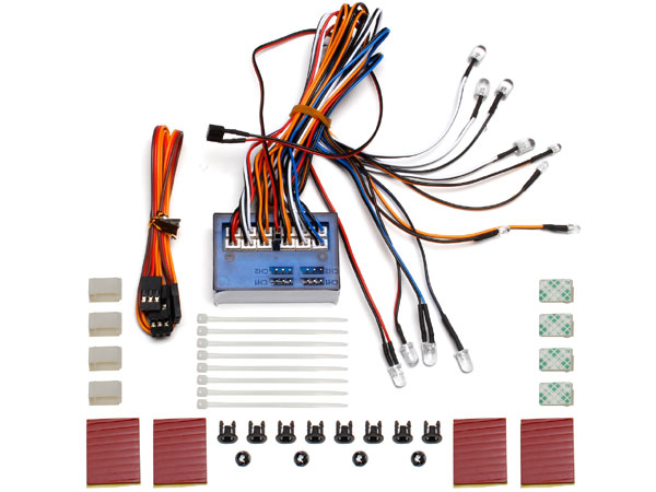 Image Of Associated XP LED RC Light Kit (12 LEDs)