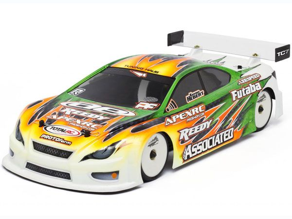 Image Of Associated TC7 Factory Team Car Kit