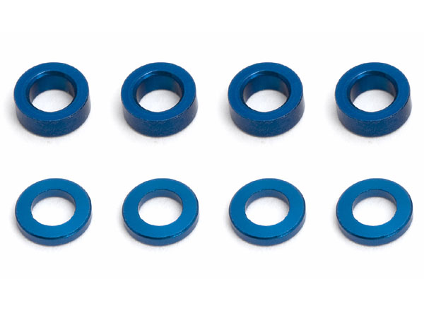 Associated Aluminium Ball Stud Washers AS31286