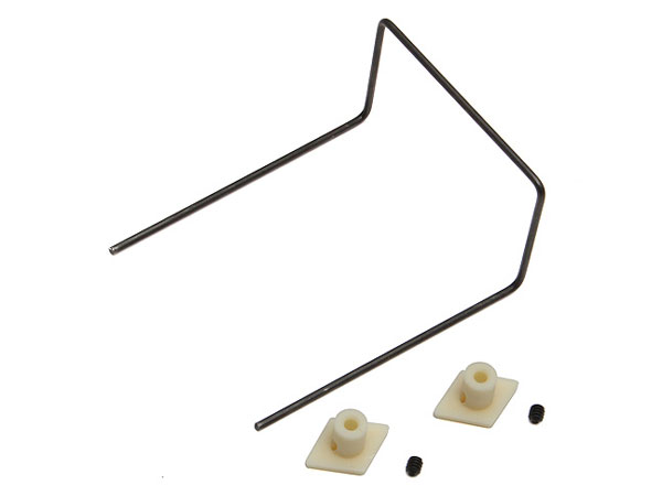 Associated RC10 Wing Mount Kit AS6191