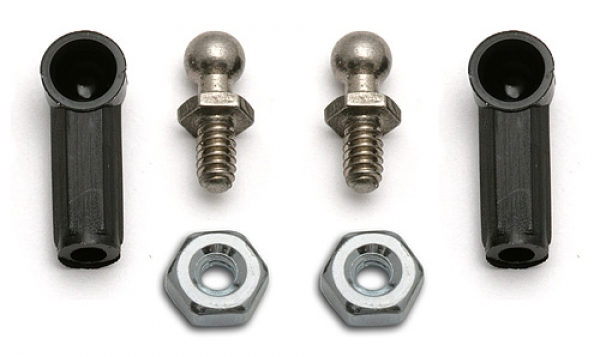 Associated Ball Joints Pair AS6270