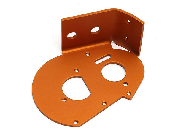 Associated RC10 Motor Plate AS6607