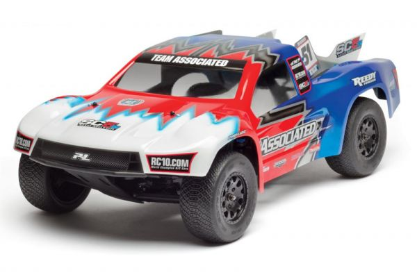 Image Of Team Associated RC10SC5M Team Kit Shortcourse Truck