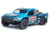 Image Of Associated SC10RS Race-Spec RTR Brushless Short Course Truck 2.4Ghz - Lucas Slick Mist