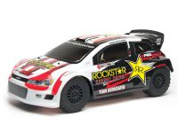 Image Of Associated Rockstar ProRally 4WD Brushless RTR Rally Car (White)