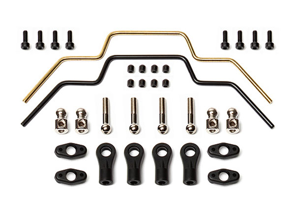 Image Of Associated Qualifier Pro Rally Sway Bar Set