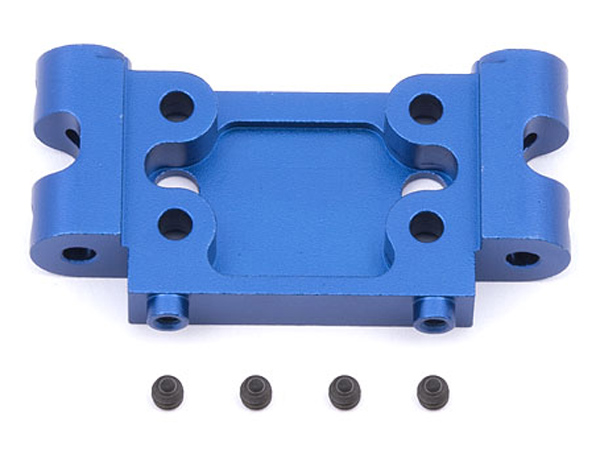 Associated FT RC10GT2 Blue Aluminium Front Bulkhead AS7990
