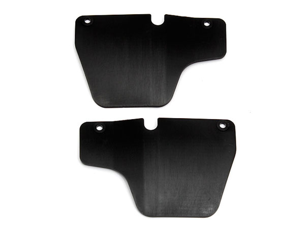 Associated RC8B3 Rear Arm Mud Guard  AS81059
