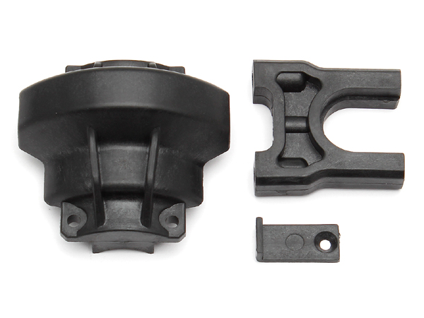 Associated RC8B3e Centre Bulkhead AS81304