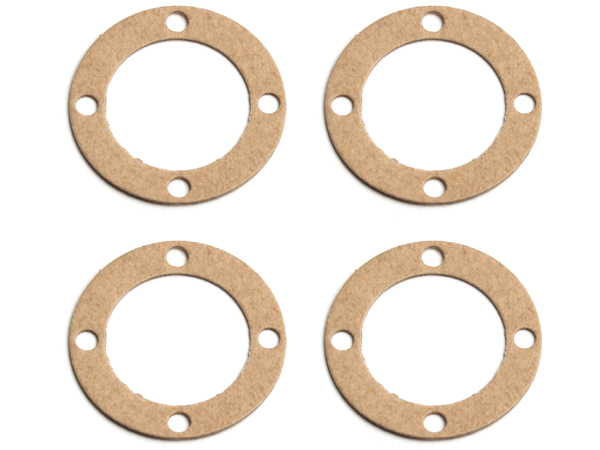 RC8 Diff Gaskets 0.8mm Thick AS89143