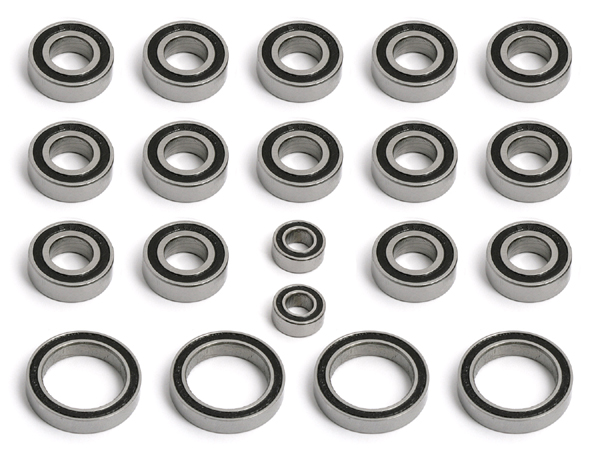 Image Of Associated Drivetrain Bearing Set