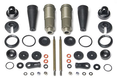 Image Of Associated 16x38MM Shock Kit - RC8T