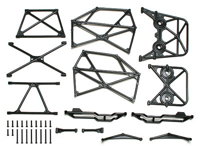 Associated SC8 Roll Cage AS89425