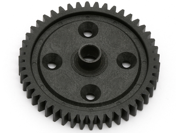 Image Of Associated RC8-e Conversion Spur Gear 46t