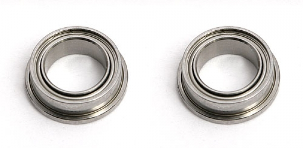 Image Of Associated 3/8 x 1/4 Flanged Bearing