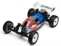 Image Of Associated B5 Team Rear Motor 2WD Competition Electric Buggy Kit