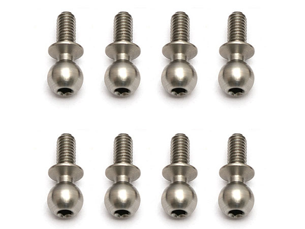 Associated Heavy Duty Ballstud SC10 4x4/B5 AS91047