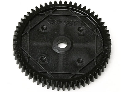 Associated SC10 4x4 Spur Gear 56t 32DP AS91096