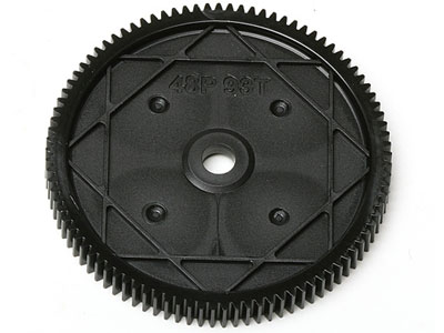 Associated SC10 4x4 Spur Gear 93t 48DP AS91097
