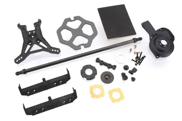 Image Of Associated SC10 4x4 Factory Team Upgrade Kit