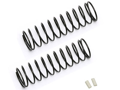 Associated 12mm Rear Spring (White 2.10lb) AS91337