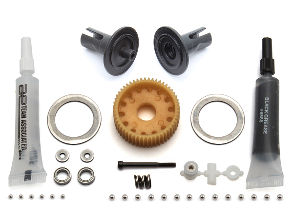 Associated Ball Diff Kit B5/B5M AS91421