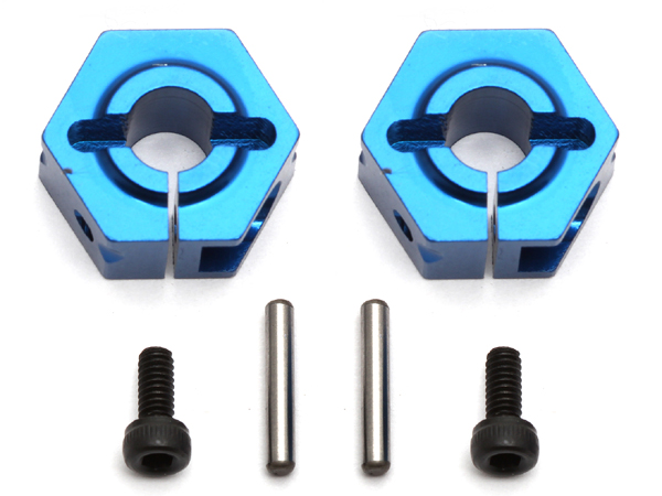 Image Of Associated Aluminium Clamping Hex (Rear) B5/ B5M