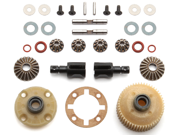 Image Of Associated Gear Diff Kit B5/ B5M