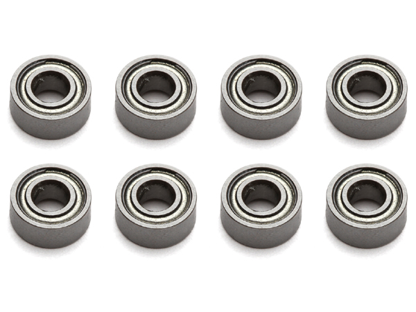 Image Of Associated 3x7x3mm Ball Bearing (8)