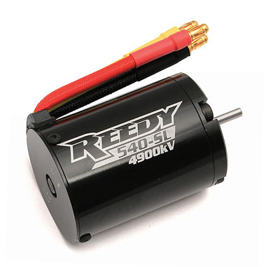Reedy 540-SL Sensorless Brushless Motor - 4900kV AS922