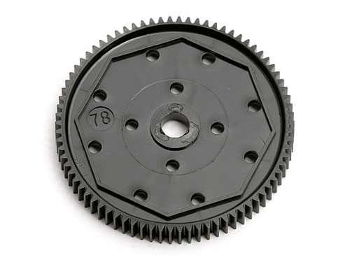 Image Of Associated B4  78T Spur Gear