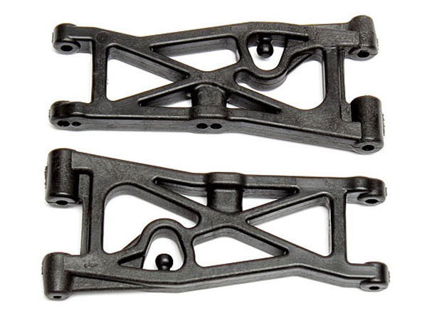 Associated FT B44 Front Arms, Hard AS9771
